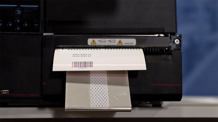 ThermSerter 100% scan verification